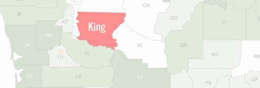 King County Map